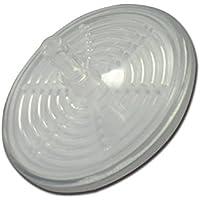 Gima 28239antibactérien, filtre pour la Clinique/Super Vega sur chariot, hydrophobe 99%