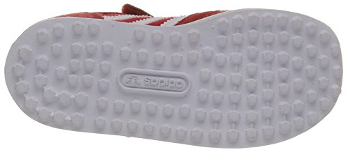 adidas La Trainer, Chaussures Mixte Adulte Tomato F15-St/Ftwr Blanc/Tomato F15-St