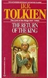 The Return of the King (Lord of the Rings) by J R R Tolkien (1986-07-01)
