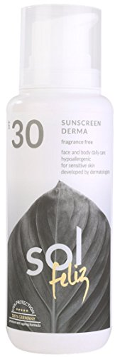 Sol Feliz - Dermatological Sunscreen - Sun Protection Factor 30 (200ml)