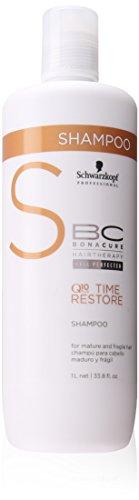 Bonacure Q10 Time Restore Shampoo, 1000 ml
