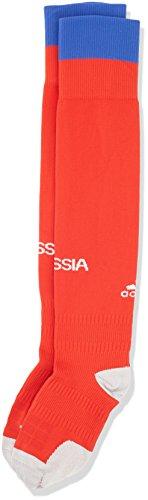 adidas Trikot/Auswärts-socken Russland Replica 1 Paar, Red/Collegiate Royal/White, 31-33