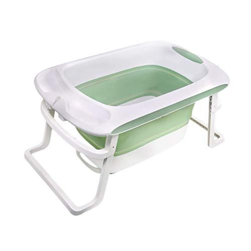 MY1MEY Bañera para bebé, bañera portátil Plegable para niños, bañera para bebé, 2 Colores, 90...
