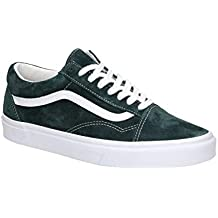 scarpe uomo vans verde