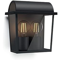 Philips luminaire extérieur applique Harvest Black Edition