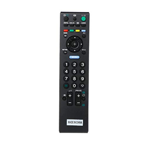 General Replacement Remote Control For Sony LCD LED