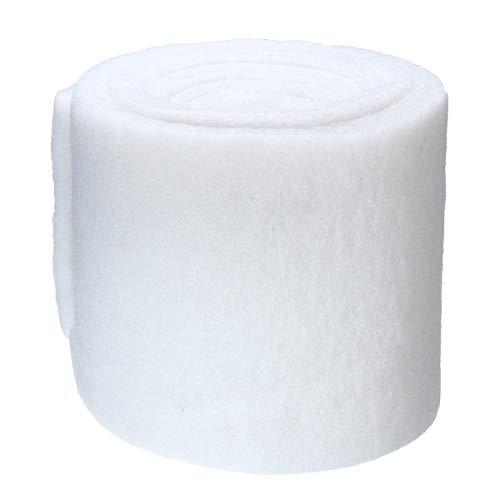 KUNSE 3M/6M Aquarium Filter Media Foam Cotton Pad Mat Fish Pond Tank Sponge-#2