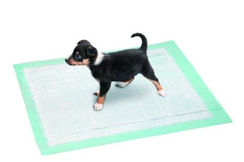 Karlie Flamingo 08327 Puppy Pads, Vliesauflagen für Puppy Potty Welpen WC, 24er Sparpack, 48 x 40 cm