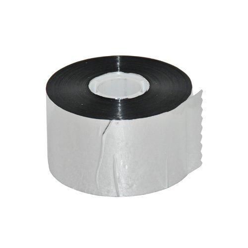 Alu-Klebeband 50mm x 100m - das Aluminiumklebeband oder selbstklebende Aluminiumfolie ist geeignet für Rohrleitungsisolation, Abschirmung und Wärmereflektion