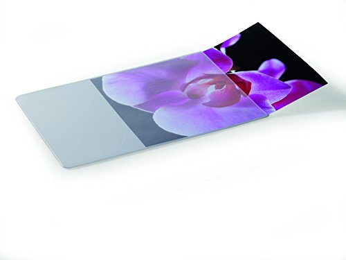 Durable 574719 Mouse Pad Plus, 1 Stück, grau/transparent