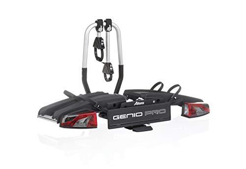 Genio Pro Kupplungsträger Fahrradträger Universal-Radträger Träger für Anhänger faltbar, erweiterbar 2 Räder + 1 Bike