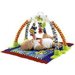 Fisher-Price Motion & Music Jungle Gym