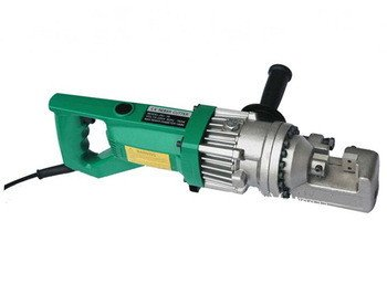 Portable Electric Hydraulic Rebar Cutter Tile Cutter Nrc-20 For Cutting Steel Bar Range 4-20Mm
