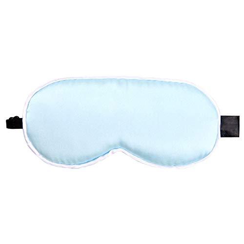 Per Antifaces para Dormir de Seda para Niños Protección de Luces Solar Máscaras de Ojos de Seda para Dormir Infantiles