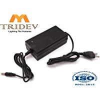 TRIDEV TRADERS 5V 5A 25W DC Power Adapter, Supply, Charge, SMPS for PC, LCD Monitor, TV, LED Strip, CCTV (ISO Approved)