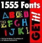 Get it. 1555 Fonts. CD- ROM für Windows ab 3.1/95. 1555 Fonts. Inkl. Fontinstaller- Pro -