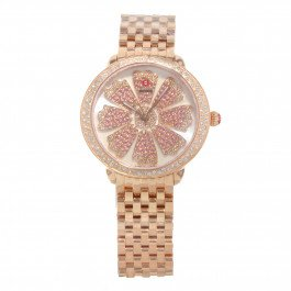 MICHELE SEREIN FEMME DIAMANT 34MM ROSE QUARTZ MONTRE MWW21B000090