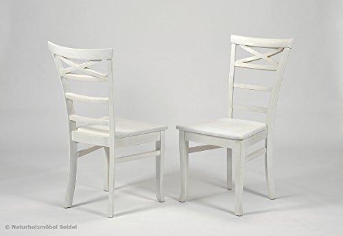 2er-Set-Esszimmerstuhl-weiss-Rio-Bonito-Massivholz-Stuhl-Pinie-White-Grain-leichter-Vintage-Used-Look-Versand-komplett-montiert