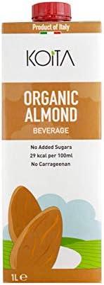 Koita Organic Almond Milk - 1 Liter