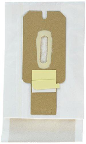 Oreck Typ CC Staubsaugerbeutel 8er Pack–Allergen Filtration mit Verschluss–zu Fit Style CC, und alle XL aufrecht Modelle–vergleichbar mit Oreck Teilenummern # ccpk8, ccpk8dw; Entworfen und Hergestellt von Crucial Vacuum (Oreck Staubsauger Beutel Typ Cc)