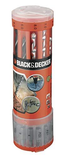 Black & Decker A7102-Kit von Zubehör