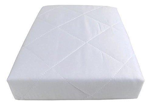 20 X Hotel Qualität Gesteppt Anti Allergen Bett Kissen Protektoren (Bett, Kissen Protektoren)