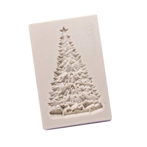 für Seife von Hand Gelatina, Zucchero, Kuchen, Schokolade, Hirsch As Shown Christmas Tree ()
