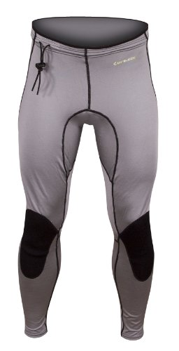 SUPreme Contour Polyolefin Pants - (Gray, XL - Standup Paddleboarding, Kayaking & Water Sports)