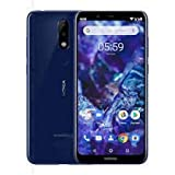(Renewed) nokia 5.1plus TA-1102 DS (Blue) 3/32gb