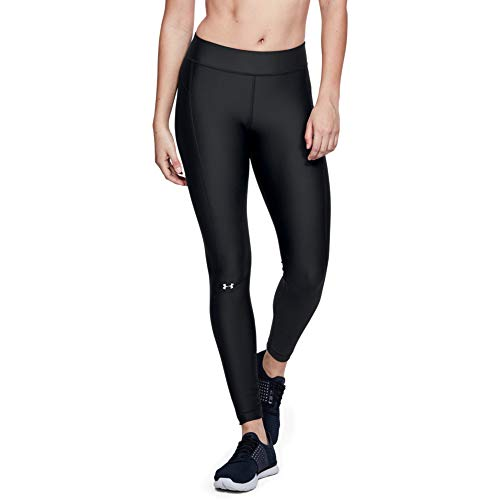 Under Armour Damen Leggings HeatGear Armour, ultraleichte Sport Leggings für Frauen, komfortable Sporthose mit Kompressionspassform (Dünne Under Armour)
