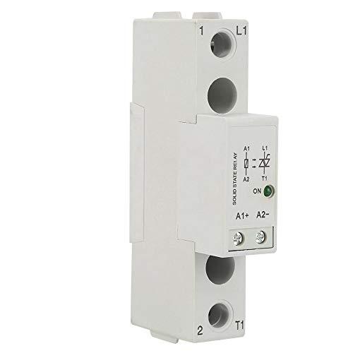 Famus SMT48 Din Rail Halbleiterrelaisplatine DC-Steuerung AC SSR Relay Switch Module(SMT4880) Dtmf Tone Decoder