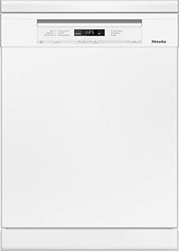 Miele G6200 Stand-Geschirrspüler / A+++ / 234 kWh / 13 MGD / ab 6,5 L Wasserverbrauch im Automatic Programm / weiß / Auto-Open-Trockung