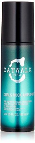 Tigi Catwalk, Curls Rock Amplifier, per maggiore definizione e controllo dei ricci, 150 ml