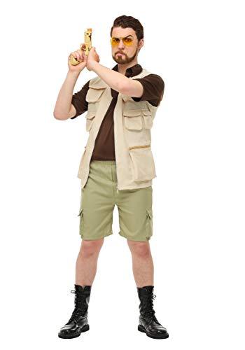 Lebowski Kostüm - Das große Lebowski Mens Walter Kostüm - XL