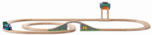 Thomas & Friends Wooden Railway Straight and Curve Expansion Track Pack