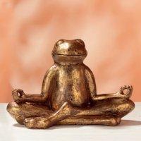 Pajoma Yoga-Frosch Mantra von Pajoma