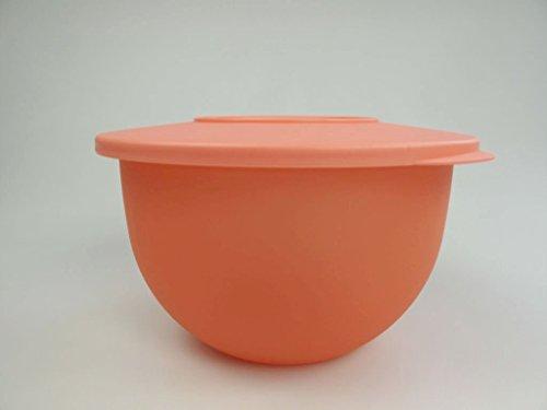 TUPPERWARE Junge Welle Schüssel 2,5 L pastellorange Servierschüssel Servieren 30929