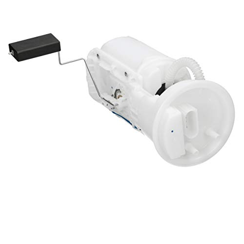 ECD Germany KP021 Kraftstoffpumpe Kraftstoff-Fördereinheit Benzinpumpe elektrisch 3 bar inkl. Gehäuse + Schwimmer