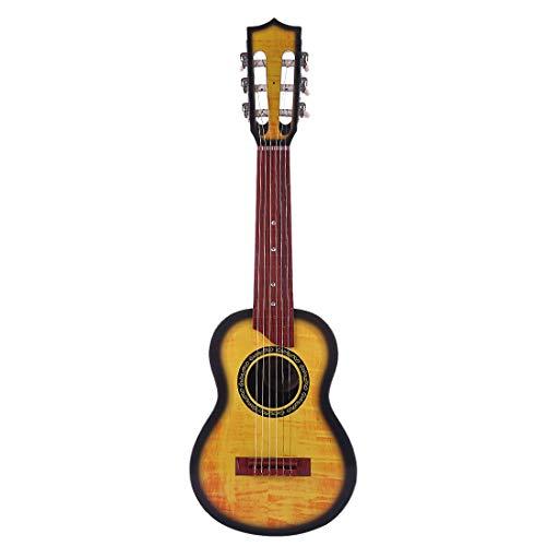 AMITAS Gitarre Kinder Konzertgitarre Fuer Kinder und Anfänger 6 Saiten Gitarre Spielzeug Kinder Gitarren Musikinstrumente Spielzeug