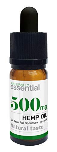Naturally Essential Extracto cáñamo aceite cáñamo