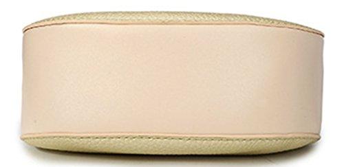 Keshi Pu Nouveau style - Sac à main femmes - Porté MAIN et EPAULE Rosé