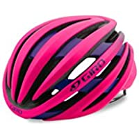 Giro Ember MIPS Casco, Mujer, Mat Bright Pink, Medium