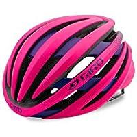 Giro Ember MIPS Casco, Mujer, Mat Bright Pink, Medium