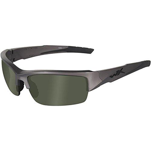 WILEY X TWISTED Black Ops - Smoke Grey Matte Black Frame