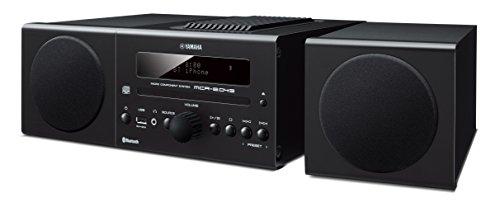 Yamaha Micro B043 Sistema Micro Hi-Fi, Nero