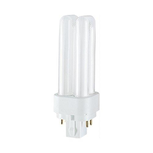 OSRAM DE18W840 18-watt Osram Dulux 4000K 4 Pin Base Fluorescent Lamp
