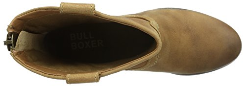 Bullboxer 539e6l500, Bottes Classiques femme Marron - Braun (TANN)