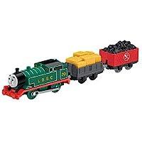 Fisher-Price – Thomas et ses Amis – Trackmaster – Thomas – Locomotive Motorisée et Wagons