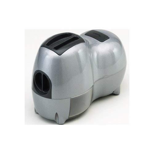 Reber 9250n grattugia elettrica fido, carcassa in plastica, rullo in acciaio, 140w, bianco