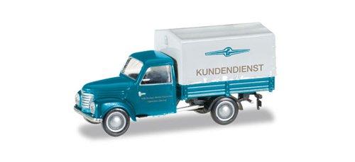 Herpa 066624901/2Lonas de Camiones framo Service